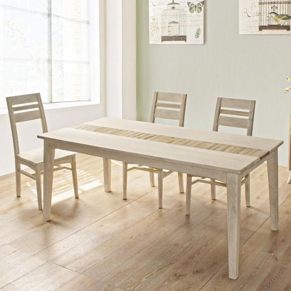 Clusia T: Shabby chic wooden table, available in several sizes ...
