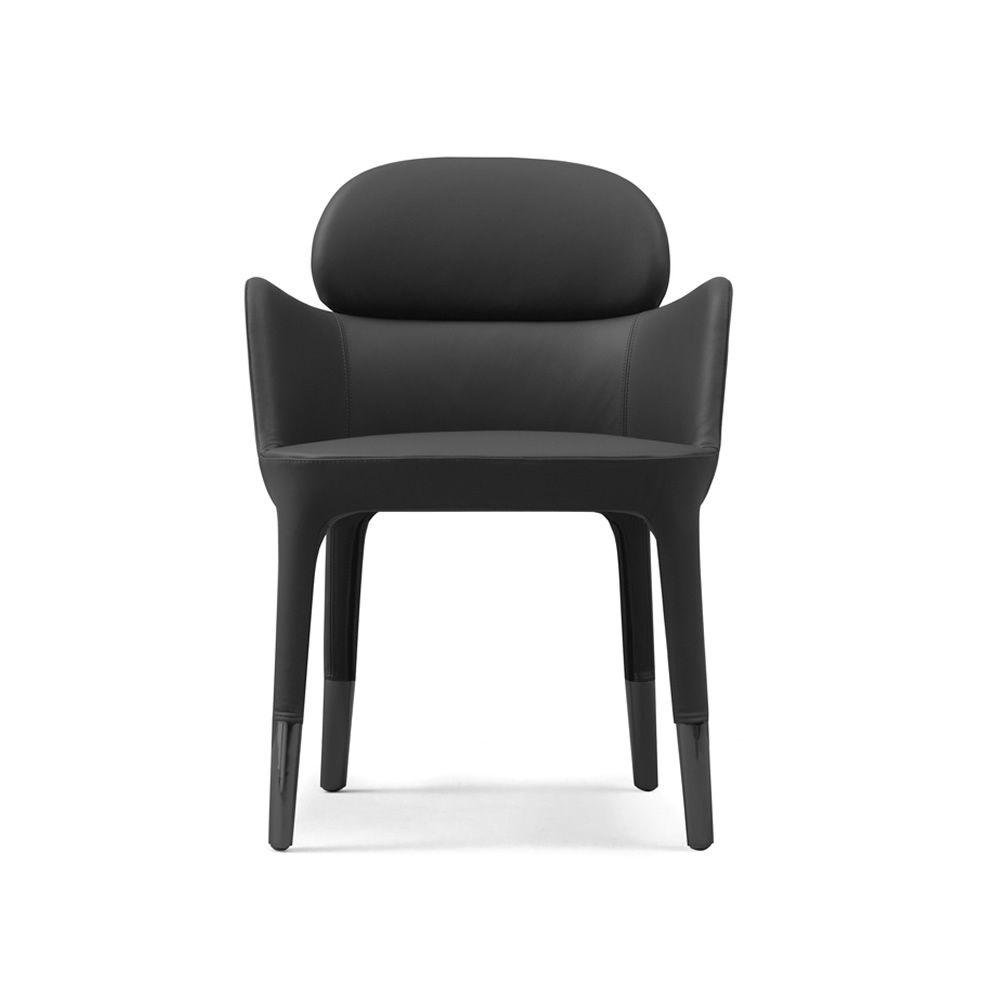 ester 690 moderner sessel pedrali aus aluminium mit. Black Bedroom Furniture Sets. Home Design Ideas