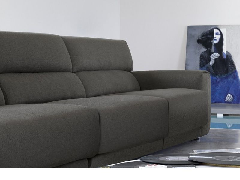 looping chaise 2 3 oder 3xl sofa mit chaiselongue abnehmbarer bezug sediarreda. Black Bedroom Furniture Sets. Home Design Ideas