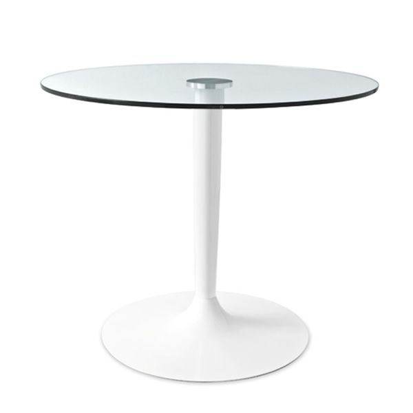 Cb4005 s planet connubia calligaris metal table with for Plante 90 cm