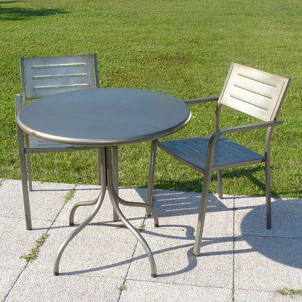 runder tisch garten simple runder gartentisch aus. Black Bedroom Furniture Sets. Home Design Ideas