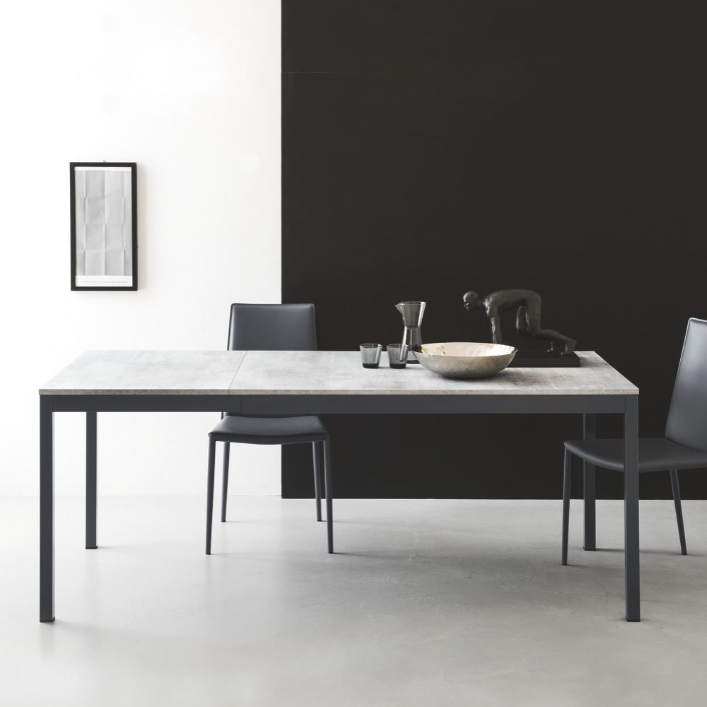 Genial Connubia Calligaris Sammlung Von Cb4085-ml Snap Outlet - Extendable Table Made