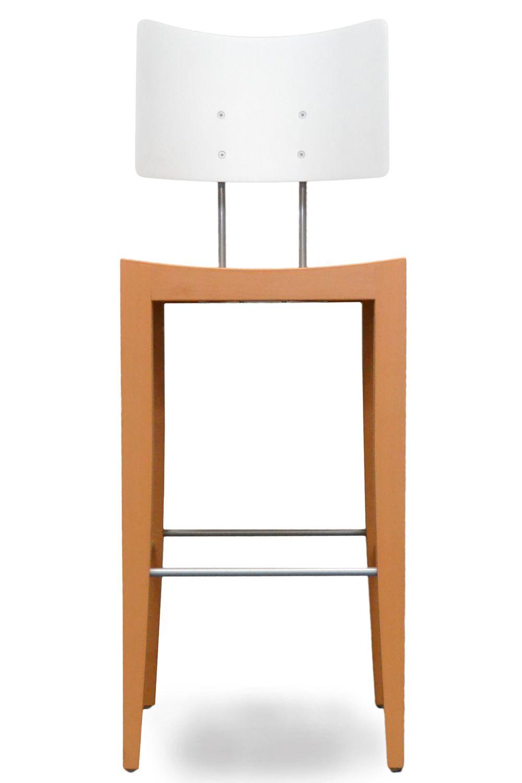 cena sg designer hocker von tonon fest mit sitzh he 73 cm gestell und sitz aus holz. Black Bedroom Furniture Sets. Home Design Ideas