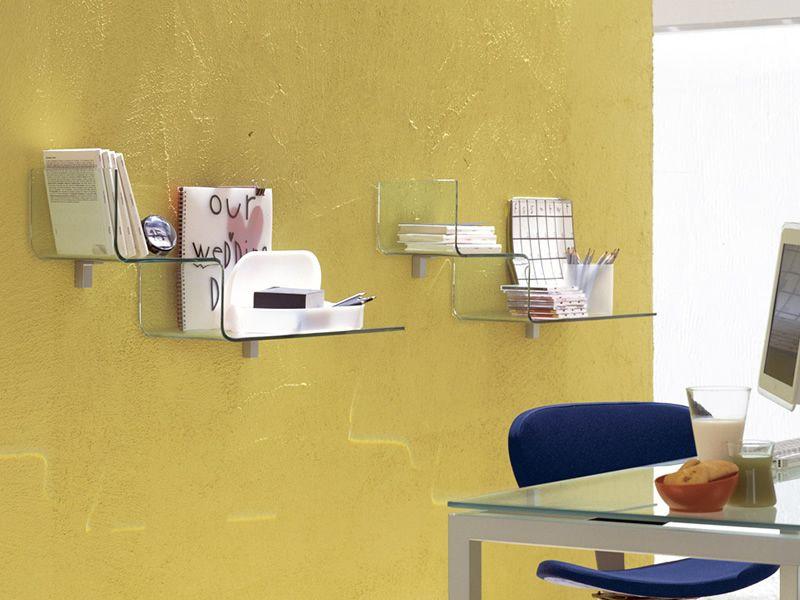 cb505 step tag re moderne connubia calligaris en verre. Black Bedroom Furniture Sets. Home Design Ideas