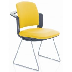 Sideways ® 2 - Ergonomic meeting chair by HÅG with airy backrest
