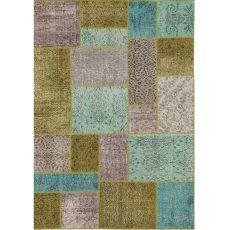 Antalya New Mix - Moderner, farbiger Teppich aus reiner Schurwolle, in verschiedenen Größen verfügbar
