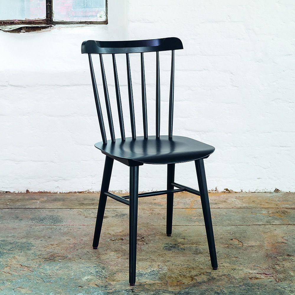 ironica f chaise ton en bois sediarreda. Black Bedroom Furniture Sets. Home Design Ideas