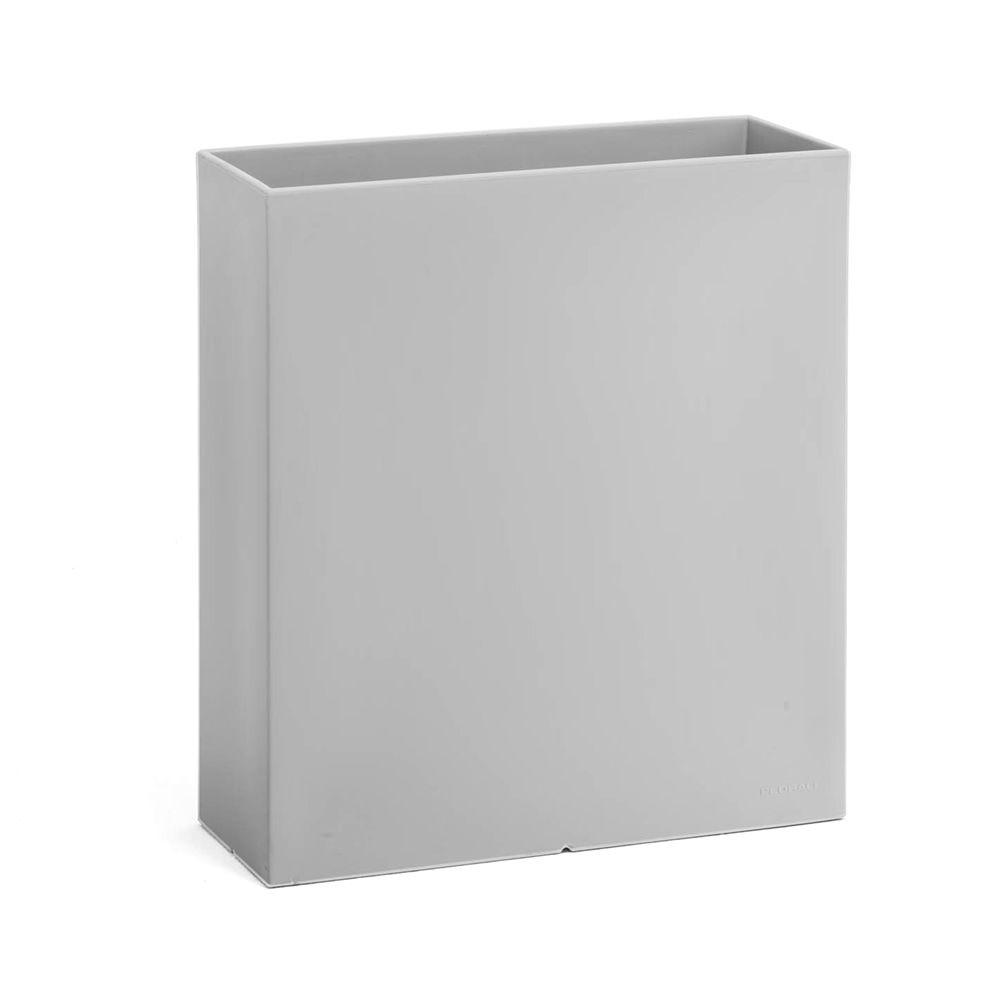 kado vase trennwand pedrali aus polyethylen h he 80 oder 100 cm auch f r den garten. Black Bedroom Furniture Sets. Home Design Ideas