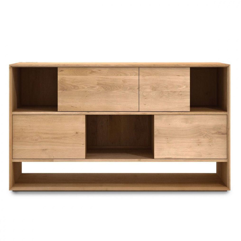 Niedrige Möbel nordic r möbel für das wohnzimmer ethnicraft aus holz in