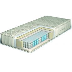 Linus Soft - Pocket spring mattress, available in several sizes