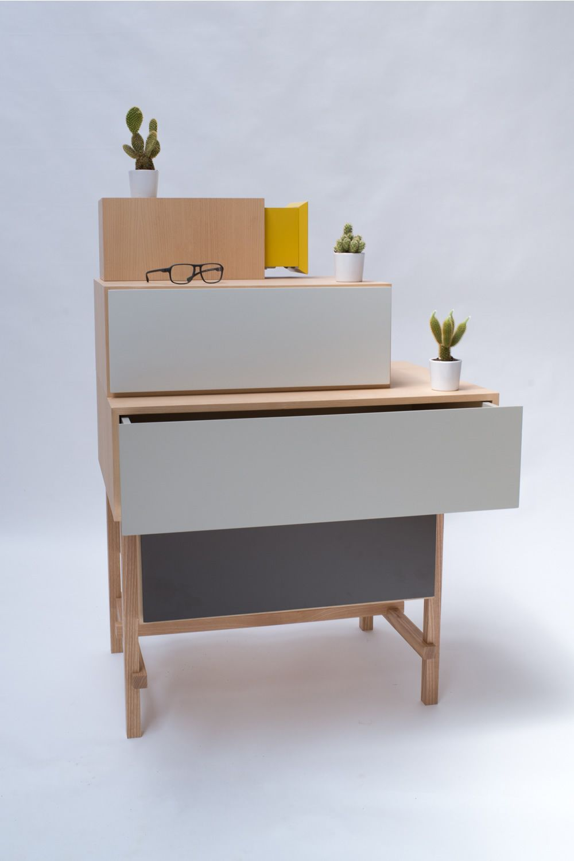 Terrazza design kommode valsecchi aus furnierholz mit for Terrazza design