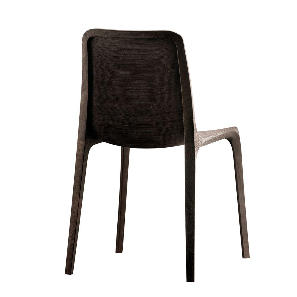 frida 752 designer stuhl pedrali aus massivem eichenholz in verschiedenen ausf hrungen. Black Bedroom Furniture Sets. Home Design Ideas