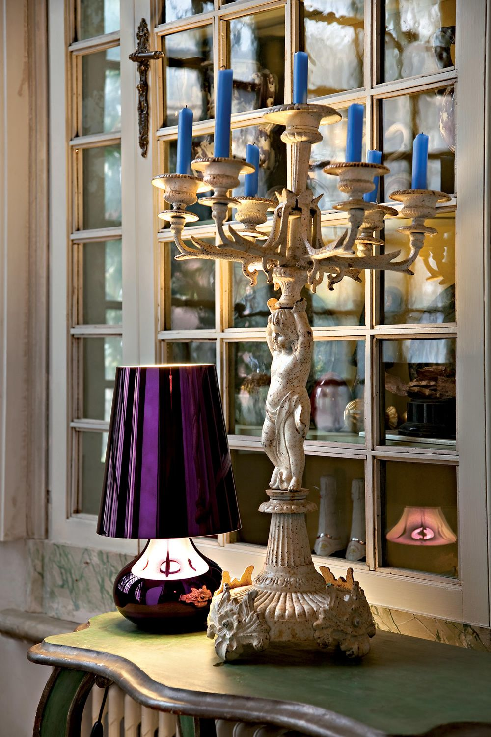 Cindy lampada da tavolo kartell in abs in diversi for Lampade kartell outlet