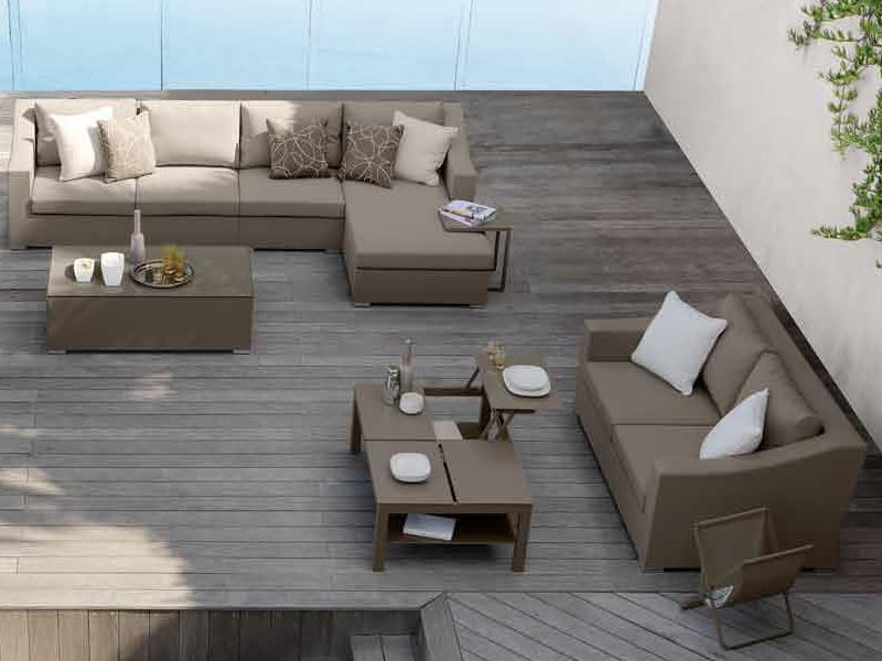 Divano tortora abbinamenti idee per il design della casa - Divano grigio abbinamenti ...