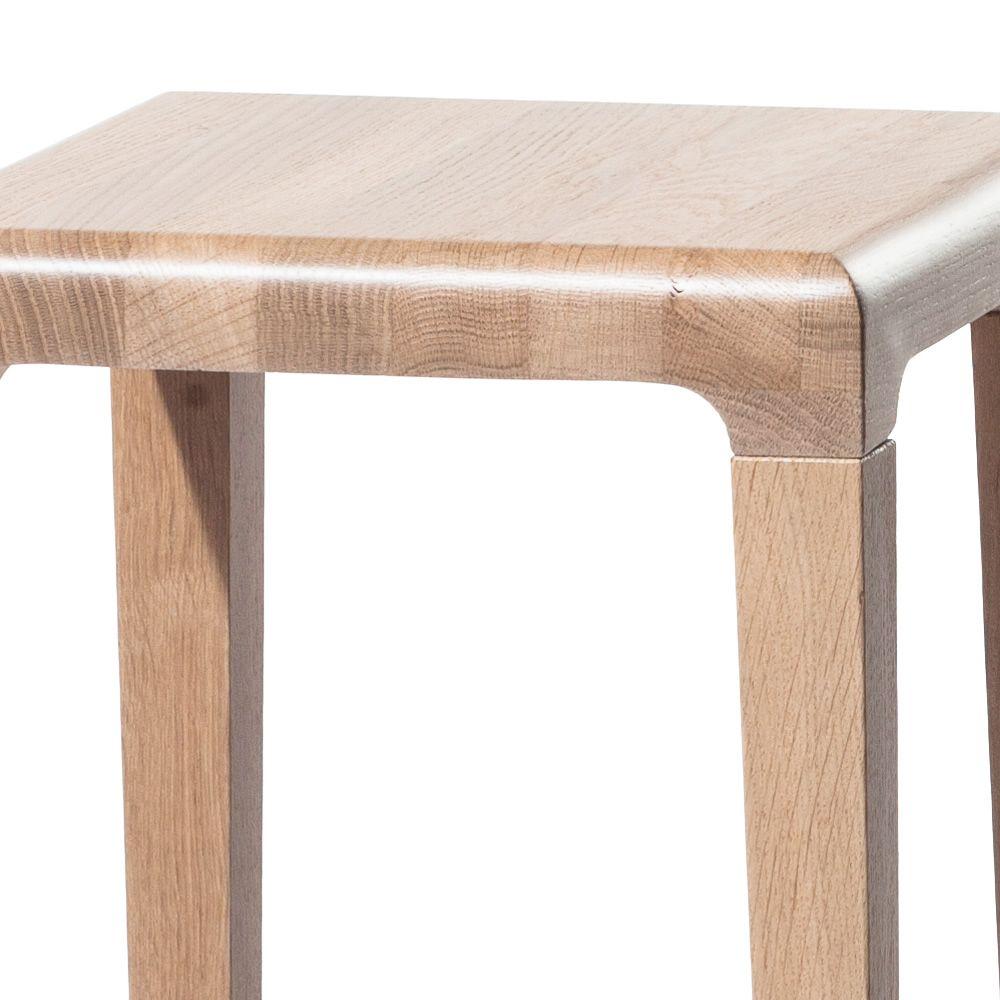 rioja hocker ton aus eichenholz sitzh he 64 oder 80 cm. Black Bedroom Furniture Sets. Home Design Ideas