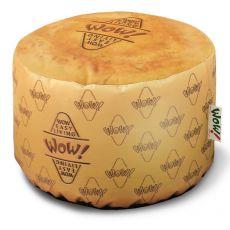 Cheese - Käseförmiger Pouf, Durchmesser von 60 cm