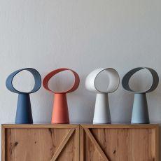 Eclipse - Tischlampe Miniforms, aus Keramik