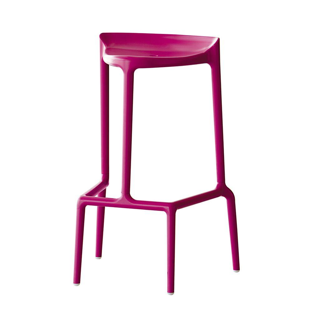 happy 490 pour bars et restaurants tabouret pour bar en polypropyl ne hauteur assise 75 cm. Black Bedroom Furniture Sets. Home Design Ideas