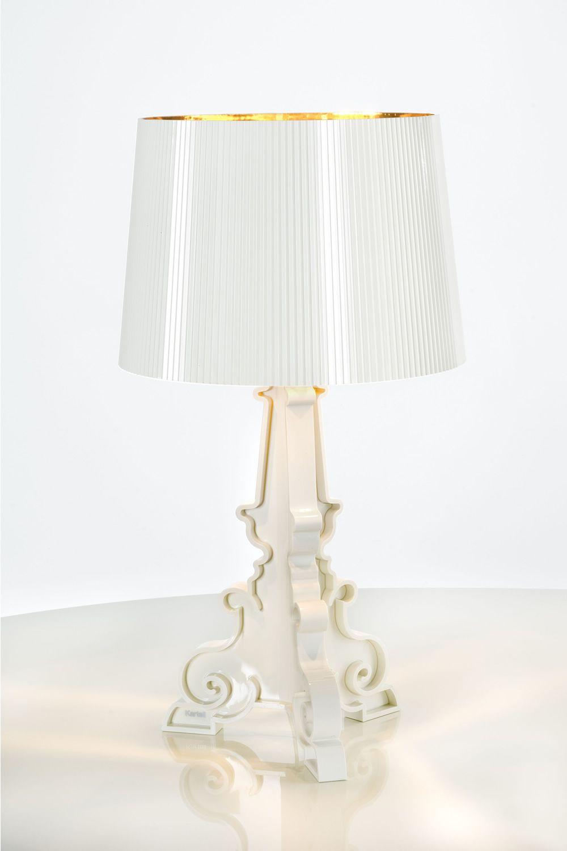 Bourgie - Lampada da tavolo Kartell, in policarbonato - Sediarreda