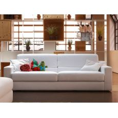 York - 2 seaters, 3 seaters or 3XL seater sofa with mobile cushions