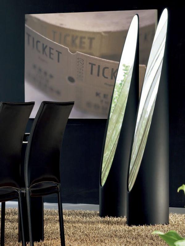Kolonaky 7526 miroir elliptique tonin casa cadre for Miroir elliptique