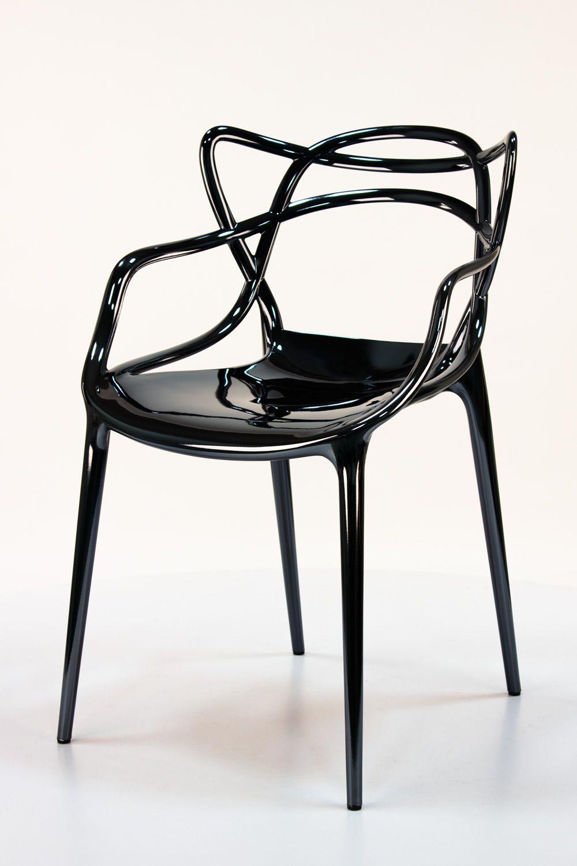 masters fauteuil kartell design en polypropyl ne empilable aussi pour jardin sediarreda. Black Bedroom Furniture Sets. Home Design Ideas