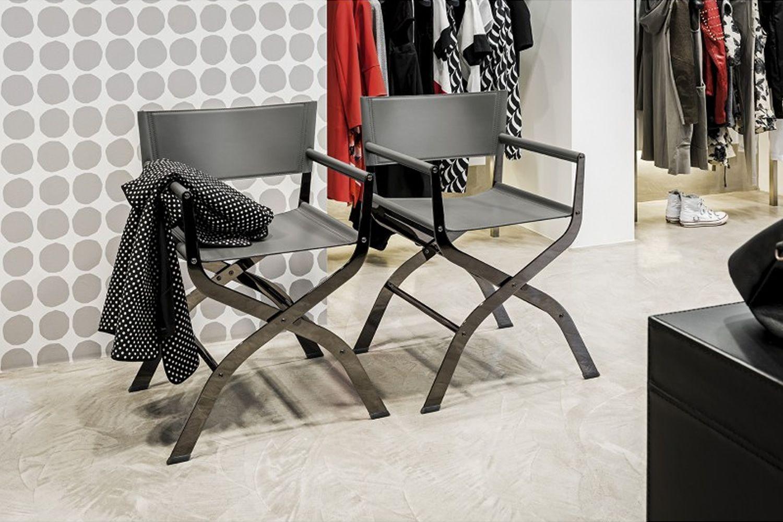Sedia Cuoio Colorato Roberta: Pin sedia design di midj in metallo ...