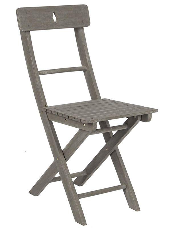 martignano chaise pliante en bois pour jardin sediarreda. Black Bedroom Furniture Sets. Home Design Ideas