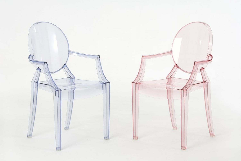 lou lou ghost chaise kartell design pour enfants en. Black Bedroom Furniture Sets. Home Design Ideas
