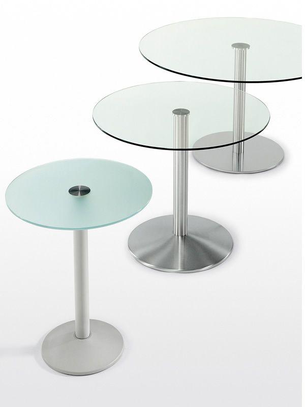 Pe vetro per bar e ristoranti piano tavolo per bar in vetro disponibile in diversi colori e - Tavolo tondo in vetro ...