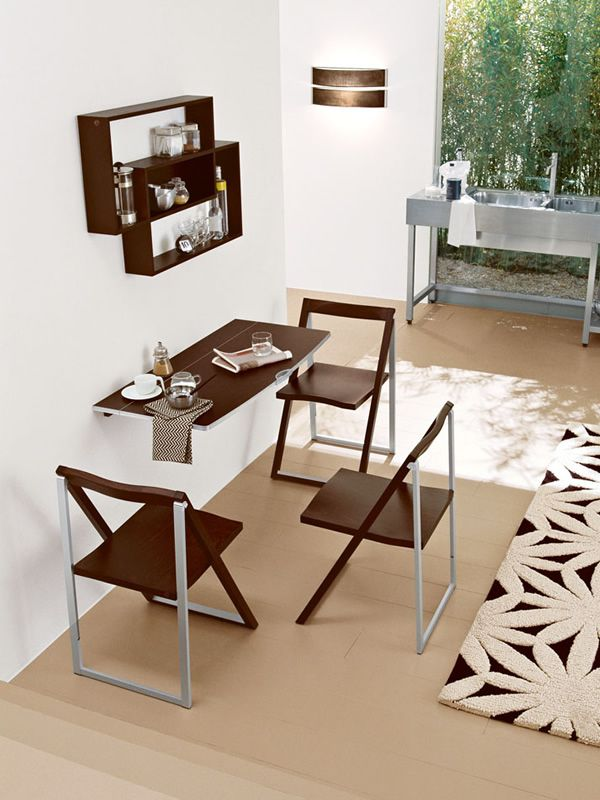 Attractive ... CB207 Skip   Folding Chair Made Of Aluminium And Wengè Beech ...
