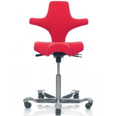 Capisco ® 8106 - Ergonomic office chair by HÅG, saddle seat, in several colours