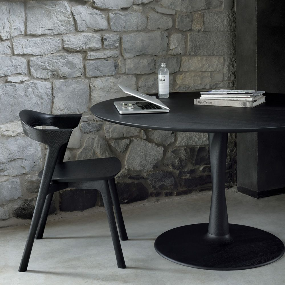 Torsion per bar e ristoranti tavolo fisso in legno per - Tavolo rotondo in legno ...