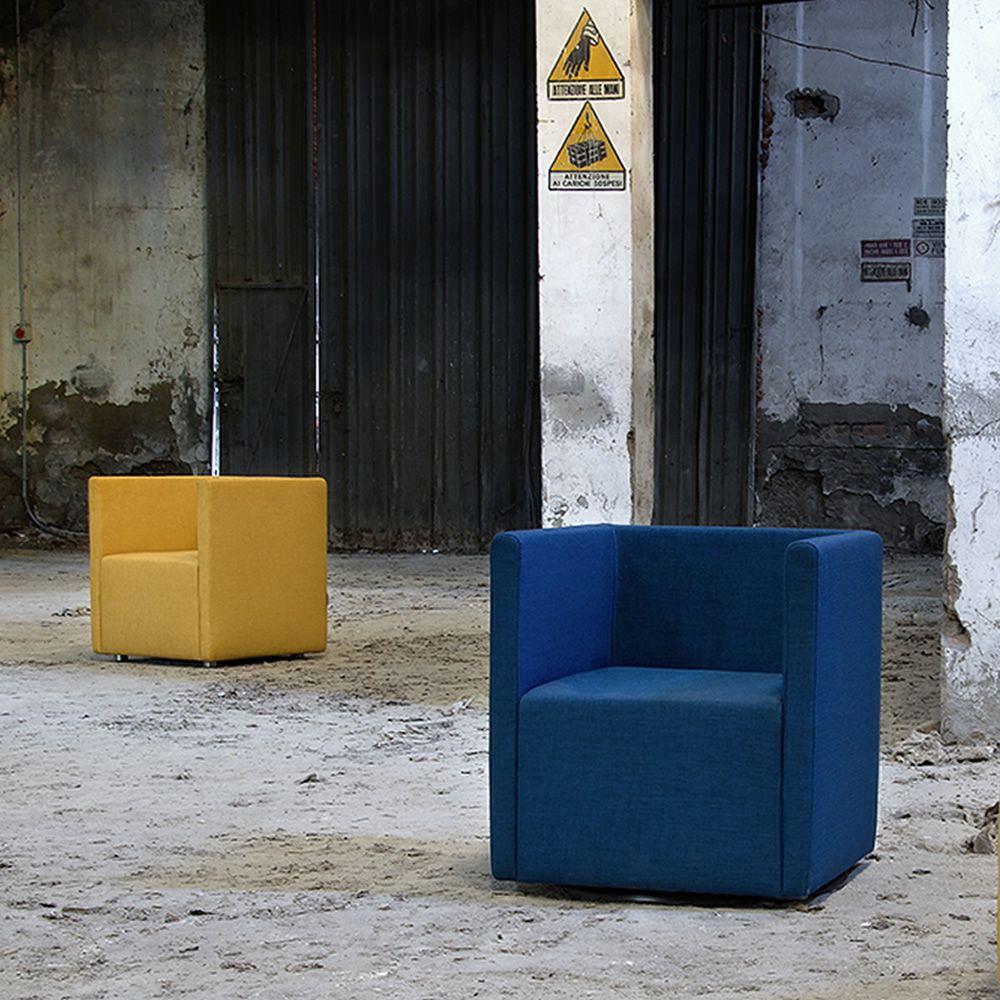 bettie fauteuil moderne domingo salotti disponible en. Black Bedroom Furniture Sets. Home Design Ideas