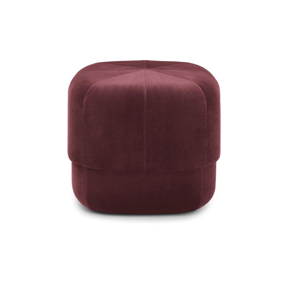 circus pouf normann copenhagen mit samt bezogen in verschiedenen farben und abmessungen. Black Bedroom Furniture Sets. Home Design Ideas
