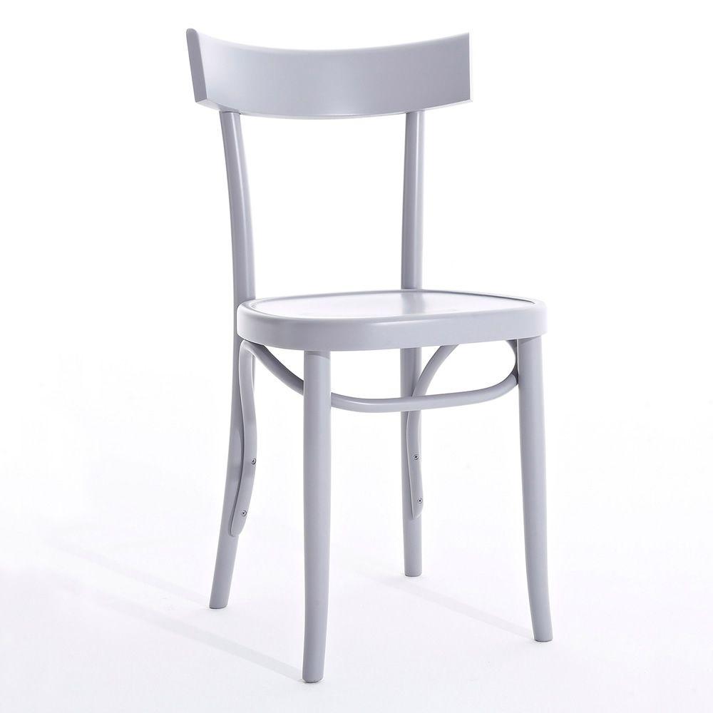 Brera sedia colico in legno massello di faggio diversi for Sedia di design