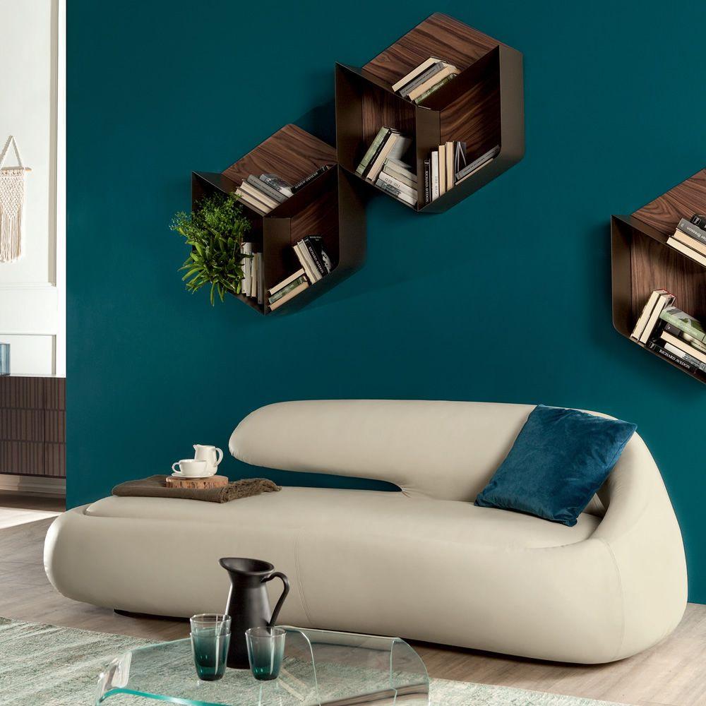 duny 7380 designes 3 sitzer sofa tonin casa mit leder oder kunstleder bezogen sediarreda. Black Bedroom Furniture Sets. Home Design Ideas