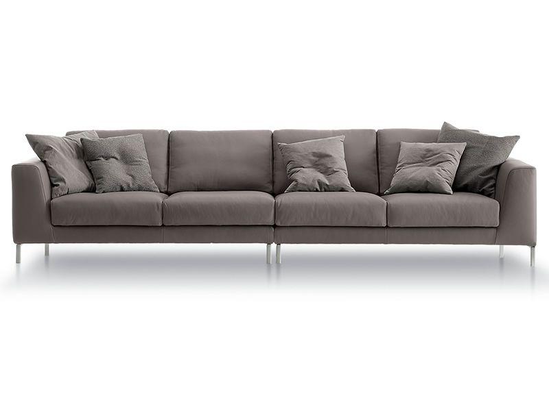 Chennai maxi divano design da 4 o 6 posti disponibile for Divano 4 metri
