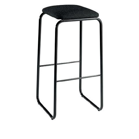 sharing f r bars und restaurants barhocker aus metall verschiedene sitzfl che verf gbar. Black Bedroom Furniture Sets. Home Design Ideas