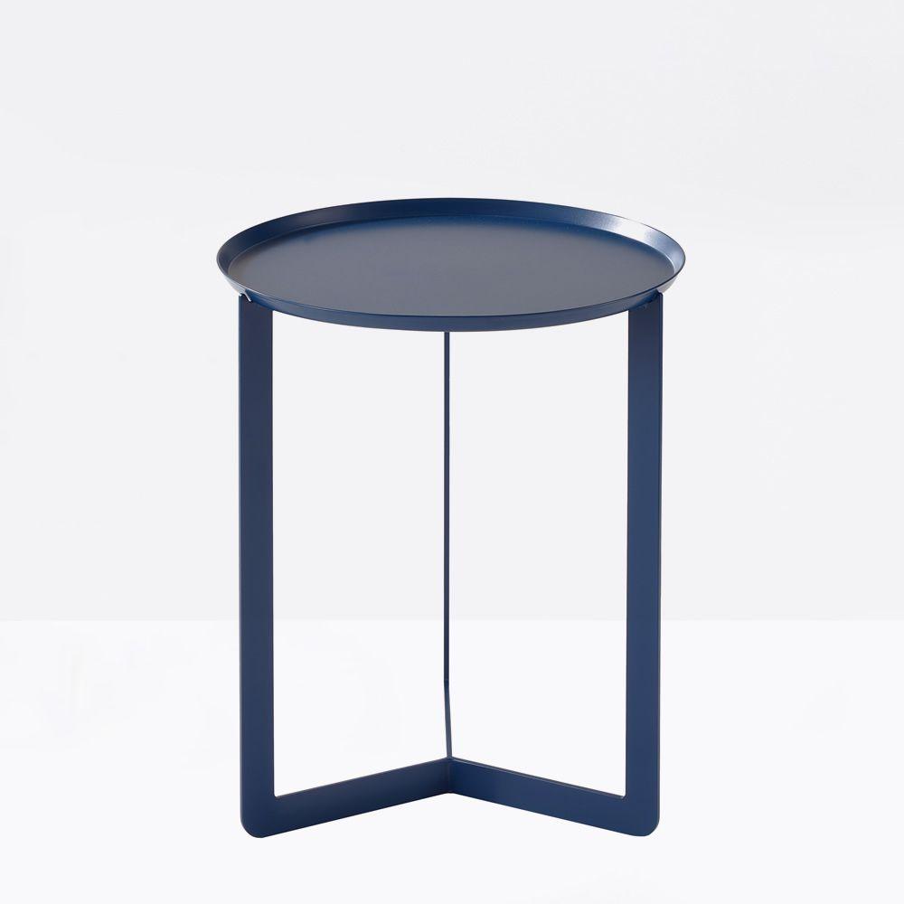 round1 runder designer beistelltisch aus metall auch. Black Bedroom Furniture Sets. Home Design Ideas
