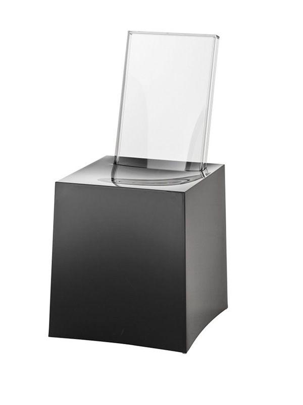 Miss Less - Sedia Kartell di design, in tecnopolimero e ...