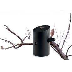 Nido - Orologio a cucù in legno e rame, disponibile in diversi colori