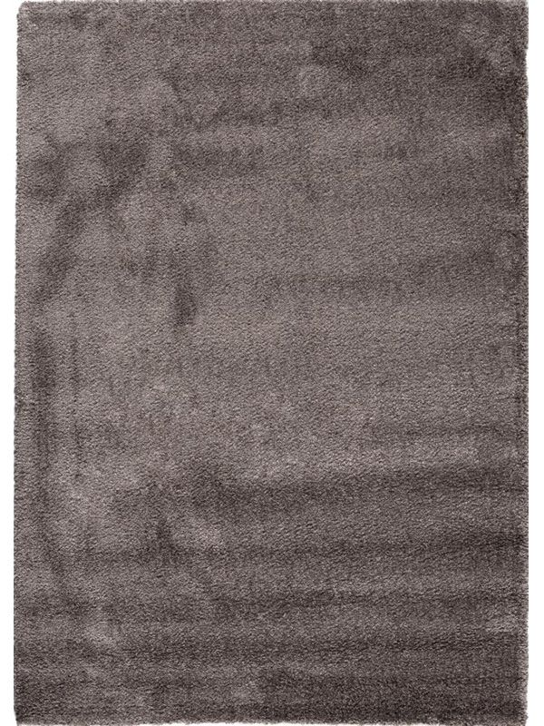 fly carpet in grey steel colour - Tapis Color Fly