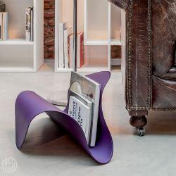 fly 7491 porte revues tonin casa rev tu en simili cuir sediarreda. Black Bedroom Furniture Sets. Home Design Ideas