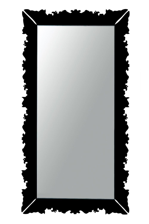 Novecento r miroir rectangulaire de colico design 90x180 for Miroir 180x90