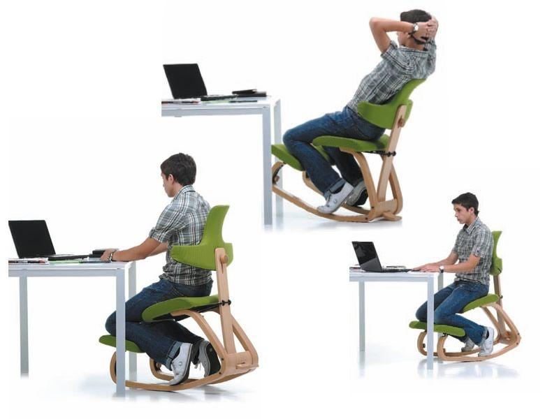 Sedie svedesi ergonomiche. good sedia ergonomica svedese sedia