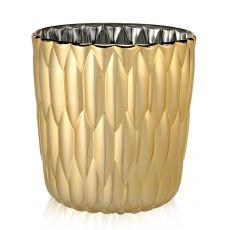 Jelly - Vaso Kartell di design in polimetilmetacrilato, diversi colori, anche per esterno