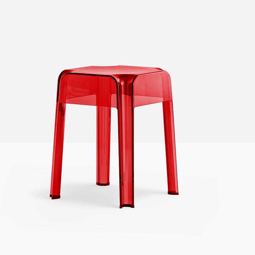 rubik 580 pour bars et restaurants tabouret de bar en polycarbonate empilable disponible en. Black Bedroom Furniture Sets. Home Design Ideas