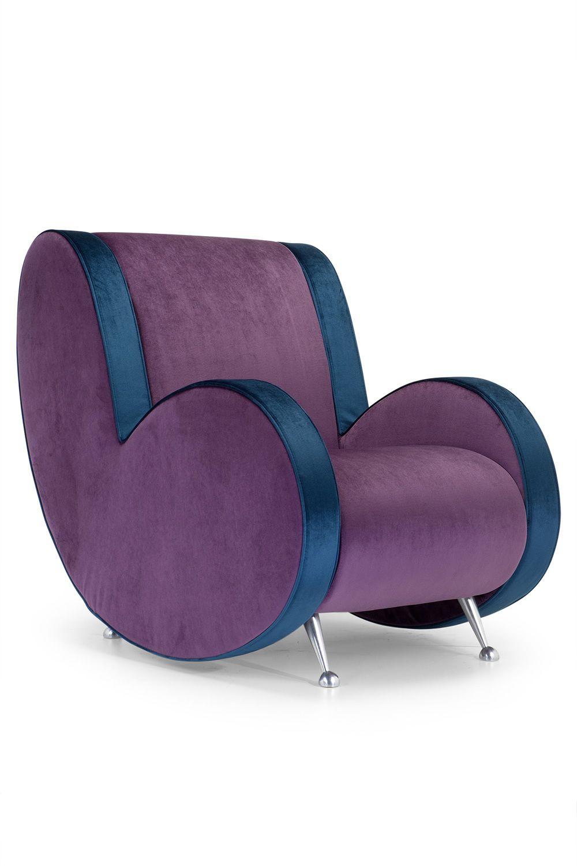 Ata poltrona di design adrenalina disponibile in for Poltrona design