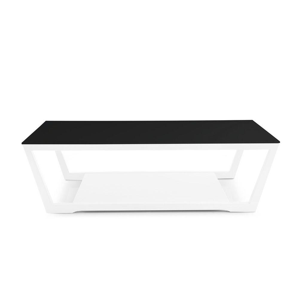 cb5043 r element moderner beistelltisch von connubia calligaris aus holz mit glasplatte 120. Black Bedroom Furniture Sets. Home Design Ideas